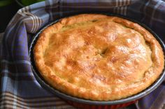 Spanyol húsos pite recept (empanadas)