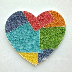Patchwork quilling heart) #quilling #quillingpaper #quillingart #quillingcard #heart #hearts #love #lovecard #papercraft #paper #paperheart #bright #квиллинг #квиллинготкрытка #инстаграмнедели