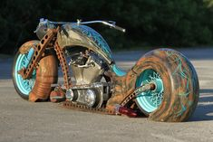 After Hours Bikes - Lead Sled | A truly unique full air ride… | Flickr