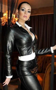 Dominant Leather