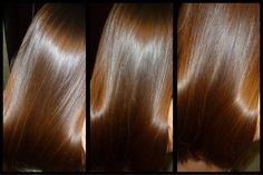 Ламинирование волос на дому - «Экзотическое ламинирование в домашних условиях. НЕ желатином:) . С эффектом выпрямления волос, приданием блес...