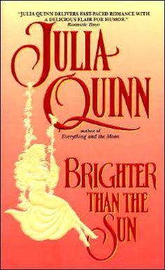 Brighter than the Sun (Lyndon Family Saga Series #2) by Julia Quinn || Books