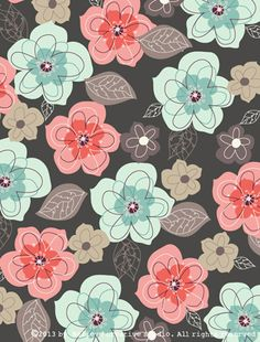 print & pattern - good colors