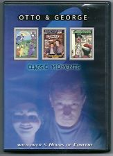 OTTO & GEORGE-CLASSIC MOMENTS-DVD in DVDs & Movies, DVDs & Blu-ray Discs | eBay  #TELECRAPPIES #AMERICANDUMMY #THEX-MASFILES