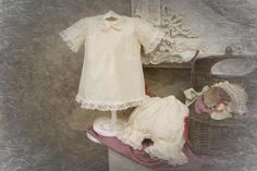 """Lencero Real Collection"" by ""La Marquesita Real"" available in ""Babette Boutique Infantil"""