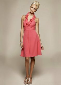 A-Linie bridesmaid dress