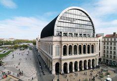 Jean-nouvel - extraordinaire opéra de Lyon