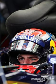 Max Verstappen, Scuderia Toro Rosso STR10, such a great talent and personality!