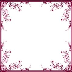 Floral frame6 ❤ liked on Polyvore featuring frames, borders, backgrounds, frames and borders, rahmen and picture frame