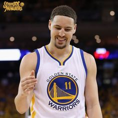 is the first player in NBA history to hit at least seven three-pointers in three consecutive playoff games 🔥 Basketball Motivation, Basketball Memes, Basketball Skills, Basketball Players, Thompson Warriors, Golden State Basketball, Splash Brothers, Nba News, Nba Champions