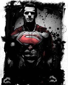 My Man Of Steel Still Rocks even on paper. Batman Et Superman, Superman Man Of Steel, Superman Wonder Woman, Superman Stuff, Superman Movies, Hq Marvel, Marvel Dc Comics, Captain Marvel, Captain America