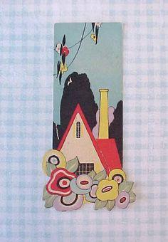 Art Deco Cottage (card)