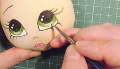 carita sencilla  pintada 2/2  manualilolis video-186