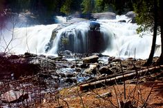 Dead River Falls, Marquette | Flickr - Photo Sharing! Photo Credit: Jason Paul