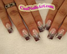 Crazy Nail Designs | Nail Design - Wild Desire :: Nail Art Design From CoolNailsArt