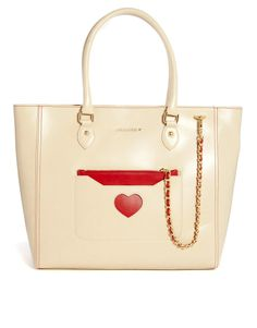 Love Moschino Large Shopper with Detachable Purse
