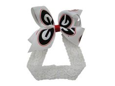 Georgia Bulldogs Baby Headband | eBay