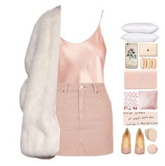 """""""you're ripped at every edge but you're a masterpiece"""" by lanadelnotyou ❤ liked on Polyvore featuring La Perla, Topshop, Derek Lam, Christian Louboutin, Mikimoto, Yves Saint Laurent, JAG Zoeppritz, H&M and Clé de Peau Beauté"""