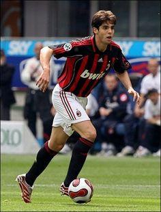 ~ Kaka on AC Milan wearing Adidas Predator Absolute ~