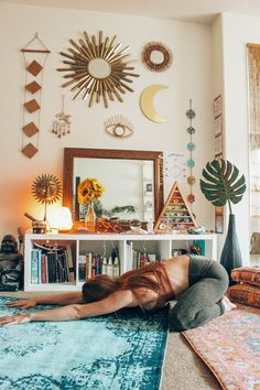 Ideas for yoga room design zen space beautiful Decor, Space Decor, Boho Bedroom, Yoga Room Design, Home Decor, Zen Space, Room Design, Room Decor, Meditation Room Decor