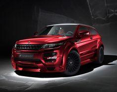 Hamann Range Rover Evoque Coupe, diseño extremadamente imponente