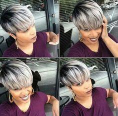 Gray...