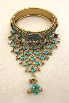 Ornate Slave Bracelet