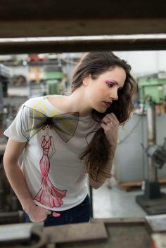 Photo:Francesca di Monte Mua:Simona Gambardella Model:Daniella Ganzella Stylist: Hechizo