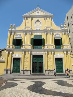 St. Dominics Church, Macau