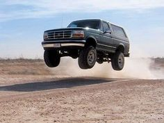 Can't wait to get my big ol'girl in the air like this.