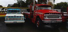 Historic Trucks: Alexandra Truck Show 2009