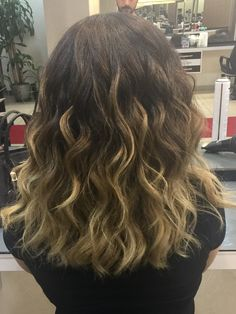 Ombre Hair Style