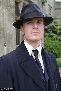 Michael Fassbender wasn't the big-screen star he is now when he appeared in 2006 episode After The Funeral