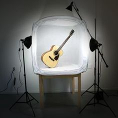 Staging & set-up of large awkward items for Product Photography