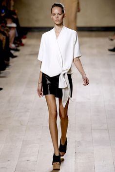 Phoebe Philo for Céline Spring 2010 Ready-to-Wear - Collection - Gallery - Style.com