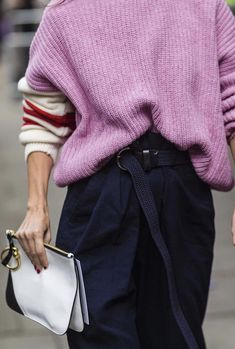Ooftish Sweater #knitwear
