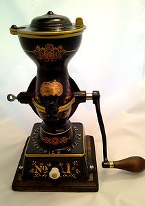 Enterprise No 1 Fully Restored Coffee Grinder Mill Antique Vintage Stunning Coffee Box, Coffee Is Life, I Love Coffee, Coffee Break, Coffee Time, Antique Coffee Grinder, Manual Coffee Grinder, Coffee Grinders, Vintage Glam