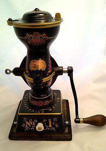 Enterprice Coffee Grinder Mill Antique