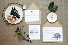 great photoshoot styling by Papermade Design