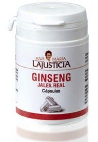 Ana Maria Lajusticia Ginseng con Jalea Real 60 capsulas. Comprar aqui: http://www.suplments.com/ana-maria-lajusticia-ginseng-con-jalea-real-60-capsulas