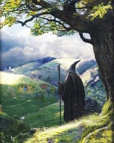 Image result for old lotrillustrations