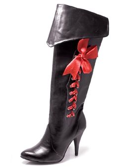 c478f00c6d5 Ellie shoes 418-PIRATE Boots in sharp toe and high heel work comes in  platform