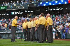 Gospel Singers on Mariners' big stage  http://www.sequimgazette.com