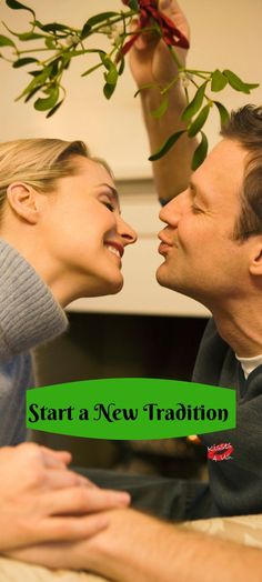 Start a new tradition with your husband or boyfriend and Countdown to Christmas with Kisses 4 Us® A Fun Flirty Romantic Christmas Tradition to start this year! #countdowntochristmas #adventcalendaridea