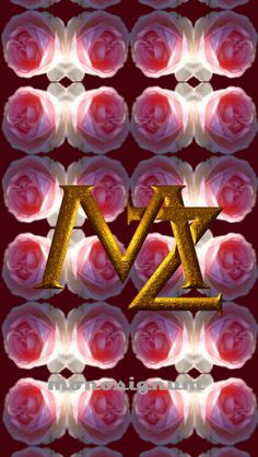 @monosignum is proudly to #present your #MZ_01 #monogram as a #wallpaper for your #iPHONE #5 for #free