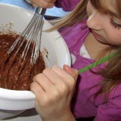 Kakao Sauerrahm Becherkuchen Rezept mit Fotos Kakao, Tableware, Chocolate Pies, Dinnerware, Tablewares, Dishes, Place Settings