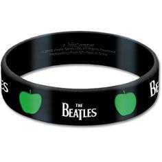 Beatles Gummy Band: Drop T & Apple
