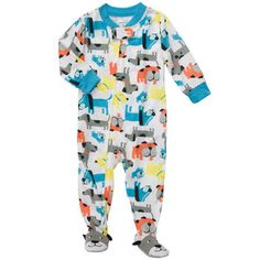 Look into our selection of baby girl sleepers, footedpajamas, baby girl 2 or more piece p j's & more. Baby Boy Pajamas, Toddler Pajamas, Toddler Boys, Toddler Stuff, Baby Boys, Kid Stuff, Cute Baby Boy Outfits, Toddler Outfits, Kids Outfits