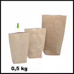 Torby papierowe na produkty spożywcze