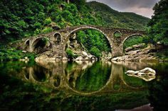 The Devils Bridge, Bulgaria